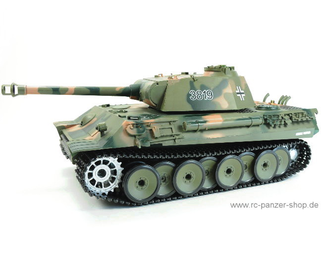 rc panzer panther 1 16 heng long 2 4 ghz kaufen. Black Bedroom Furniture Sets. Home Design Ideas