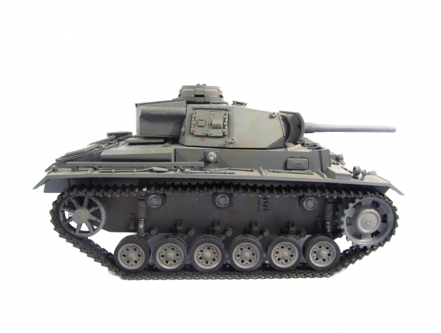 rc tank panzer iii full metal mato 360 tower shot. Black Bedroom Furniture Sets. Home Design Ideas