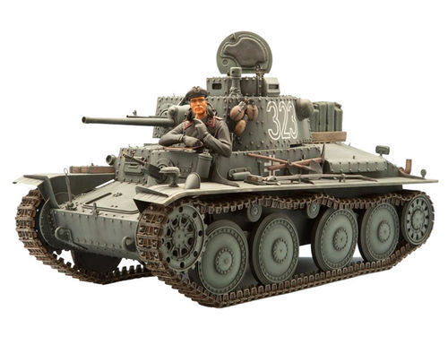German Pz.Kpfw 38(t) Kit 1:16, SOL