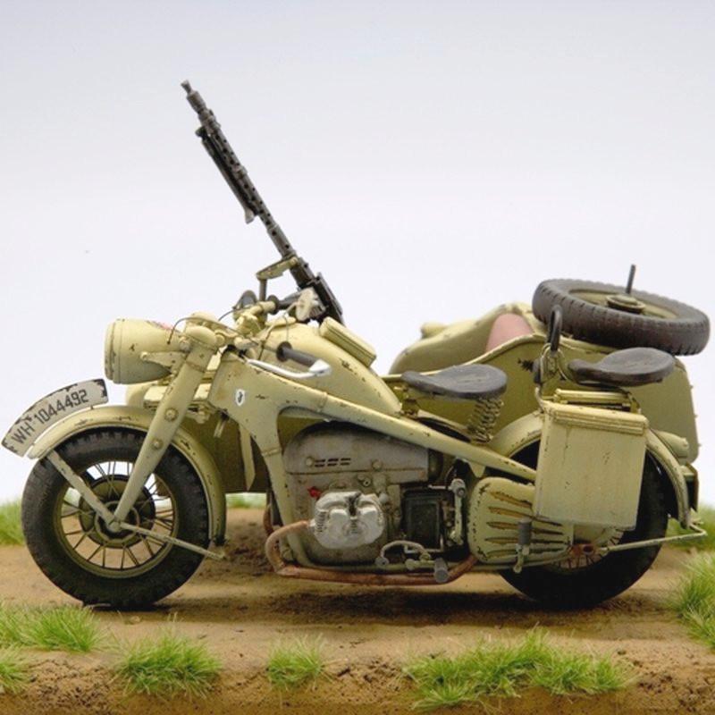 sol bausatz 1 16 motorrad z ndapp ks 750 mit seitenwagen. Black Bedroom Furniture Sets. Home Design Ideas