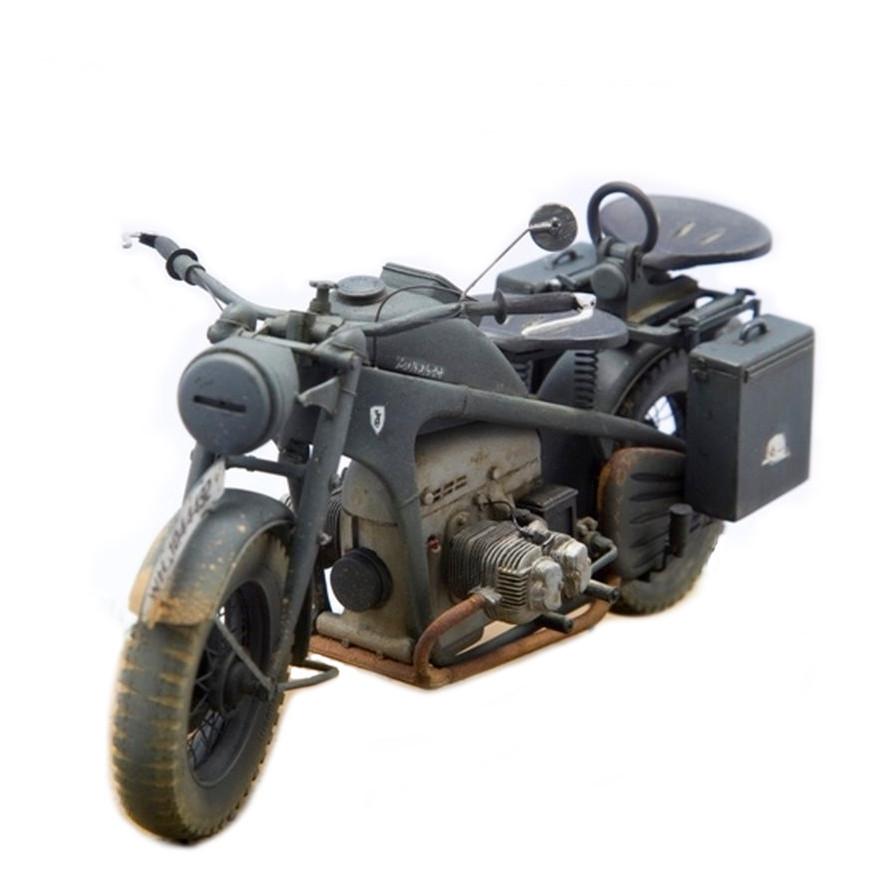 sol bausatz 1 16 motorrad z ndapp ks 750. Black Bedroom Furniture Sets. Home Design Ideas