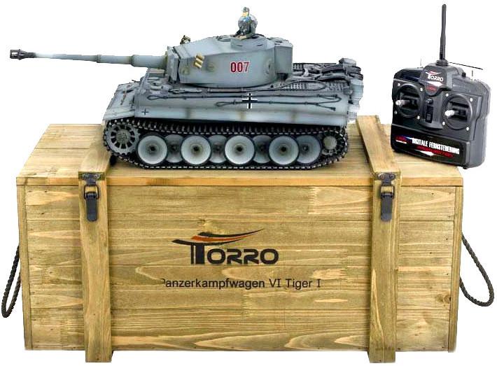 RC Battle Tanks Torro